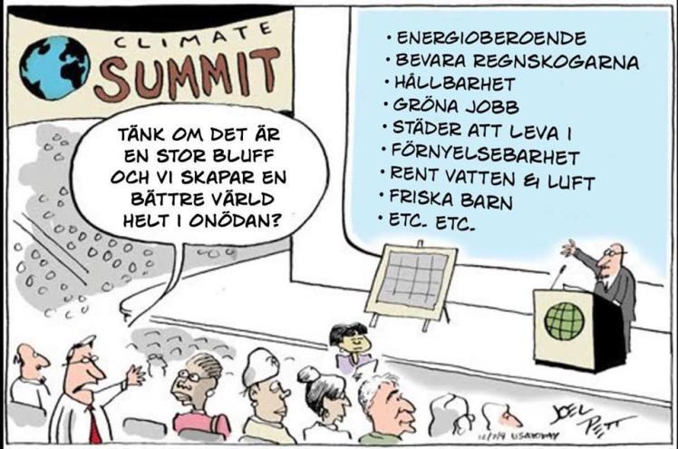 klimatet